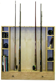 Fishing Rod Cabinet - Luspe
